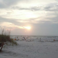 Photo taken at Sandpearl Resort by Greg D. on 9/9/2012