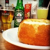 Photo taken at Fran's Café by Danilo Y. on 5/20/2012
