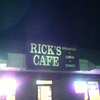 Photo taken at Rick's Cafe by Trevor K. on 7/22/2012