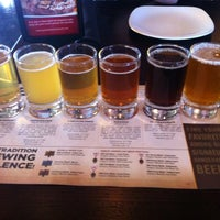 Photo taken at Gordon Biersch Brewery Restaurant by Mickey N. on 6/18/2012
