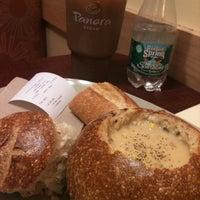 Photo taken at Panera Bread by EunJu Carol L. on 8/14/2012