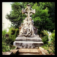 Photo taken at Oakland Cemetery by Casey on 5/19/2012