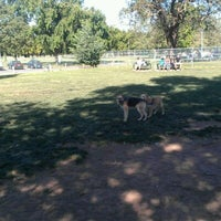 Photo taken at Elk Grove Off Leash Dog Park by Jennifer H. on 5/13/2012
