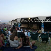 Photo taken at Gexa Energy Pavilion by Keith C. on 5/20/2012