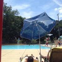 Photo taken at Upshur Swimming Pool by Laudeth A. on 6/17/2012