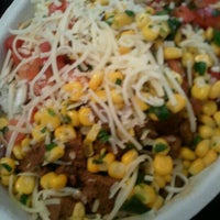 Photo taken at Chipotle Mexican Grill by Destiny H. on 2/12/2012