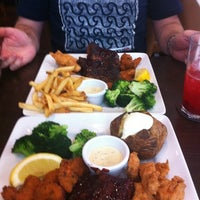 Photo taken at Ruby Tuesday by Brett on 5/2/2012