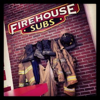 Photo taken at Firehouse by Brian C. on 5/14/2012