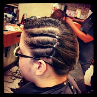 Photo taken at Hair Cuttery by Nicole B. on 5/27/2012