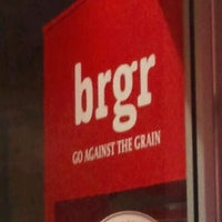 Photo taken at brgr by Jason L. on 3/8/2012