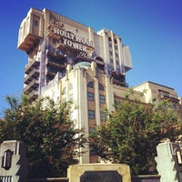 Photo taken at The Twilight Zone Tower of Terror by Thierry V. on 5/28/2012