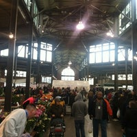 Photo taken at Eastern Market by Alejandro G. on 4/14/2012