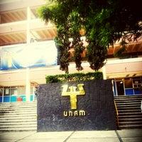 Photo taken at Facultad de Psicología, UNAM by Anaid44 on 8/13/2012