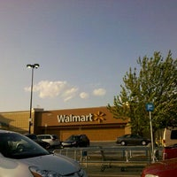 Photo taken at Walmart Supercenter by Cameron S. on 4/10/2012