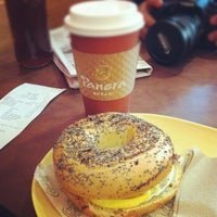 Photo taken at Panera Bread by Betty W. on 5/10/2012