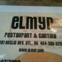 Photo taken at Elmyr Restaurant & Cantina by Jennah S. on 3/22/2012