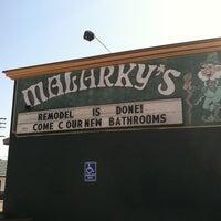 Photo taken at Malarky's Irish Pub by Tim L. on 3/2/2012