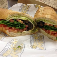 Photo taken at Which Wich Superior Sandwiches by Jaye M. on 3/15/2012