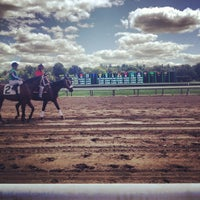 Photo taken at Saratoga Race Course by Alyssa K. on 8/18/2012