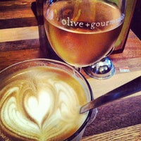 Photo taken at Olive et Gourmando by maria s. on 6/2/2012