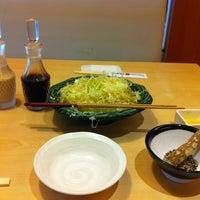 Photo taken at Saboten 勝博殿 by Wee Lee G. on 5/16/2012