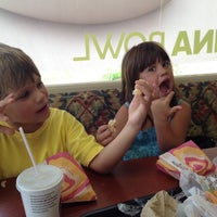 Photo taken at Taco Bell by Melissa S. on 7/18/2012
