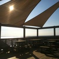 Photo taken at Miller's Waterfront Restaurant by Bryan W. on 5/28/2012