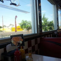 Photo taken at Lenny's Burger Shop by April R. on 9/2/2012