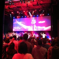 Photo taken at Passion City Church by Paige D. on 7/8/2012
