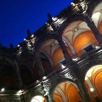 Photo taken at Museo de Arte de Queretaro by Ricardo V. on 4/7/2012