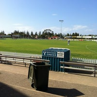 Photo taken at Glenelg Football Club by Mike B. on 3/31/2012