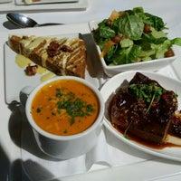 Photo taken at Village California Bistro & Wine Bar by Kimberly G. on 4/16/2012