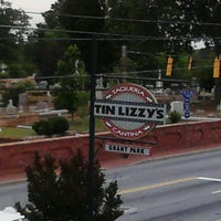 Photo taken at Tin Lizzy's Cantina by Erica on 5/3/2012