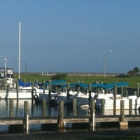 Photo taken at Port Saint Joe Marina by Audrey C. on 6/19/2012