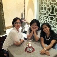 Photo taken at Morocco's House by psesanti on 2/24/2012
