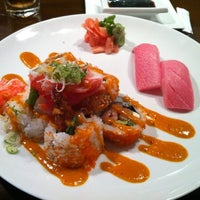 Photo taken at Haru Sushi Bar & Grill by Patrick M. on 6/22/2012
