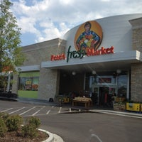 Photo taken at Pete's Fresh Market by Shawn A. on 7/12/2012