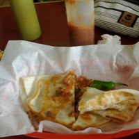 Photo taken at Super Taqueria by Richard Q. on 3/18/2012
