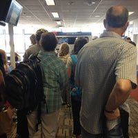 Photo taken at Gate F2 by Cat H. on 7/7/2012