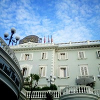 Photo taken at Grand Hotel Des Bains by Giuliano A. on 9/12/2012
