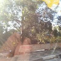 Photo taken at Viaduto Okuhara Koei by Andrey K. on 8/23/2012