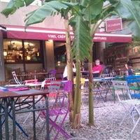 Photo taken at Le Jardin by Oscar P. on 6/30/2012