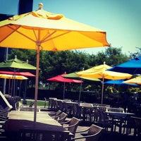 Photo taken at Googleplex - Charlie's Cafe by Vicki T. on 5/10/2012