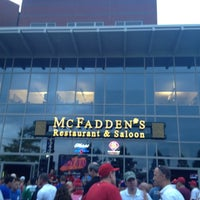 Photo taken at McFadden's by EMB on 7/22/2012