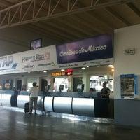 Photo taken at Terminal de Autobuses Nuevo Milenio de Zapopan by ROTORELLO on 6/18/2012