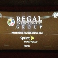 Photo taken at Regal Cinemas Ithaca Mall 14 by Seth B. on 5/9/2012