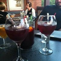 Photo taken at Jaffre's Italian Restaurant by Amanda G. on 8/19/2012