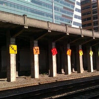 Photo taken at King Street Station (SEA) by Liza S. on 5/15/2012