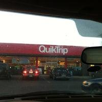 Photo taken at QuikTrip by David F. on 5/9/2012