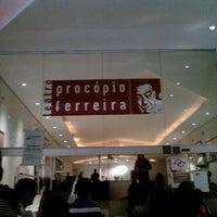 Photo taken at Teatro Procópio Ferreira by Alessandra S. on 3/20/2012